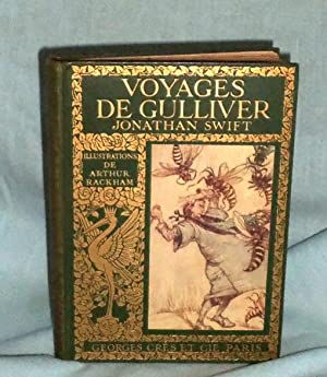 Voyages De Gulliver: Jonathan Swift