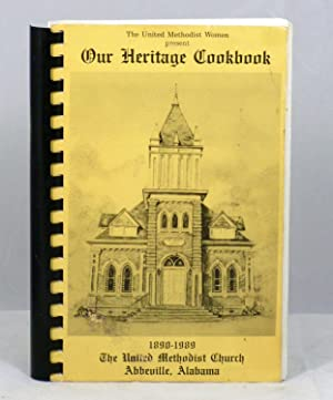Our Heritage Cookbook (1890-1989)