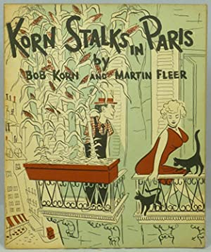 Korn Stalks in Paris