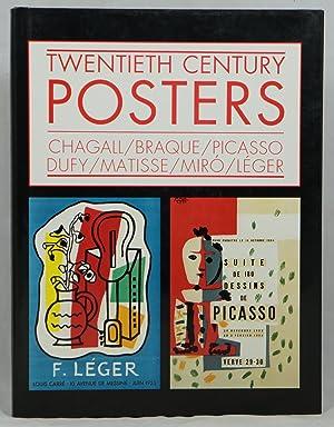 Twentieth Century Posters: Chagall/Braque/Picasso/Dufy/Matisse/Miro/Leger: Mourlot, Fernand