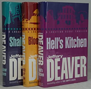 The John Pellam Trilogy: Shallow Graves, Bloody River Blues, [and] Hell's Kitchen (Complete Three...