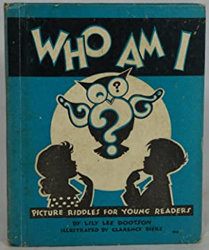 Who Am I? Picture Riddles for Young: Dootson, Lily Lee;