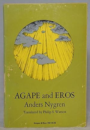 christian idea of agape and plato's