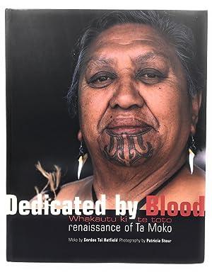 Dedicated by Blood - Whakautu ki te: Hatfield, Gordon Toi;