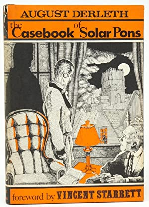 The Casebook of Solar Pons