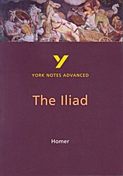 a summary of the book iliad by homer Plot summary of the iliad by homer part of a free study guide by bookragscom.