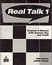 Real Talk 1 - Authentic English in: Judith Tanka Lida