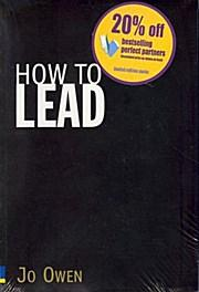 How to Lead AND How to Manage: Jo Owen
