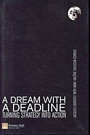 A Dream with a Deadline: Anne-Valerie Ohlsson-Corboz Jaques Horovitz