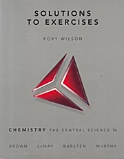 Chemistry the central science: Roxy Wilson