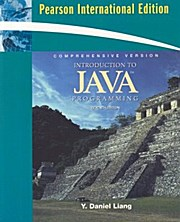 Introduction to Java Programming: Y. Daniel Liang