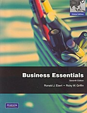 Business Essentials: Ronald J. Ebert