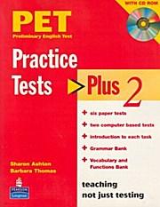 PET Practice Tests Plus 2: Sharon Ashton Barbara