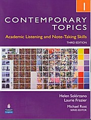 Contemporary Topics 1: Laurie Frazier Helen