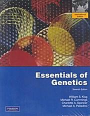 Essentials of Genetics: Michael R. Cummings
