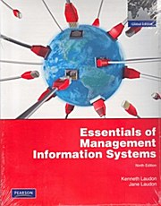 Essentials of Management Information Systems with MyMISLab: Jane Laudon Kenneth