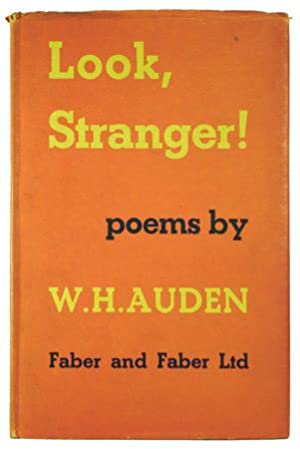 Look, Stranger! Poems.: Auden, W. H.