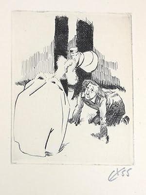 Kläderna gör mannen. Illustrerad av Edward Lindahl. Från tyskan av Carl Olof Nyman....