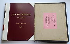 Crania Suecica Antiqua. Eine Darstellung der schwedischen Menschen-Schädel aus dem ...