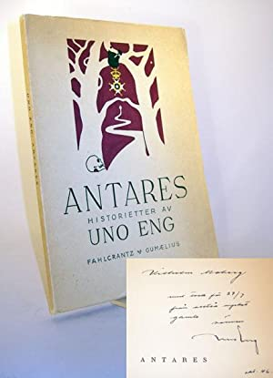 Antares. Historietter.: Eng, Uno