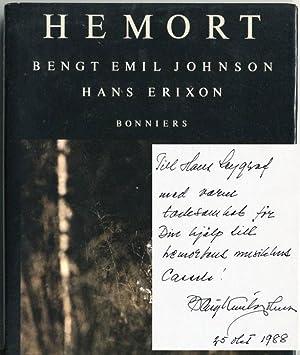 Hemort.: Johnson, Bengt Emil (text) / Hans Erixon (foto)