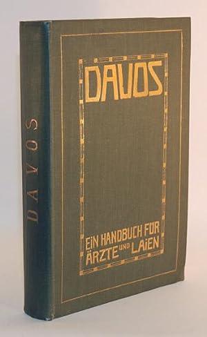 Davos. Ein Handbuch für Ärzte und Laien. Bearbeitet von Dr. Theol. J. Hauri u. v. a. Mit ...