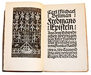 Fredmans Episteln. Aus dem Schwedischen übertragen von Felix Niedner. Mit Einführung von ...