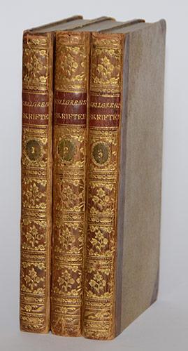 Samlade skrifter 1-3.: Kellgren, Joh. Henr.