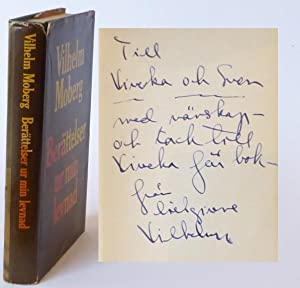 Berättelser ur min levnad.: Moberg, Vilhelm