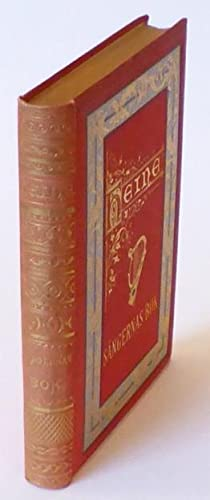 Sångernas bok (Buch der Lieder). Öfversättning af Herman A. Ring.: Heine, Heinrich