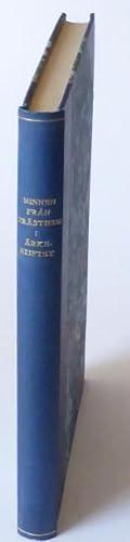 Minnen från prästhem i Ärkestiftet, samlade och utgivna av Carl Wilhelm Palm.: Palm...