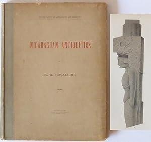 Nicaraguan Antiquities: Bovallius, Carl