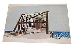 Förslag till bro över Öresund för Landsvägs- och järnvägstrafik ...