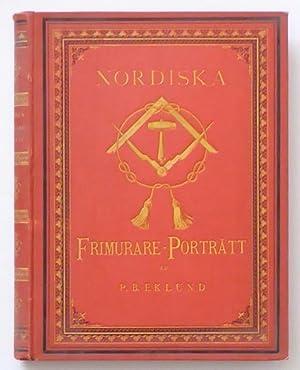 Nordiska frimurare-porträtt.: Eklund, P. B. (Utg.)