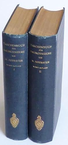 Taschenbuch für Bauingenieure. Vierte, verbesserte und erweiterte Auflage. Mit 3193 ...
