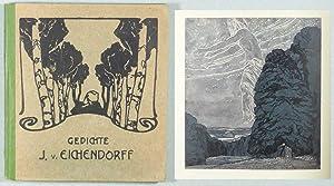 Gedichte. Bilder von [Paul] Horst-Schulze. Texte gesichtet von Hans Fraungruber.: Eichendorff, ...
