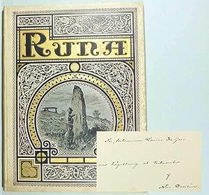 Runa. Minnesblad från Nordiska Museet 1888.: Hazelius, Artur (Utg.)