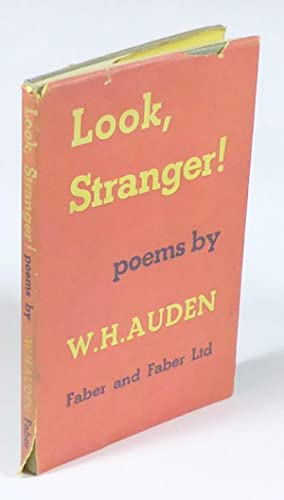 look stranger by wh auden essay Time is, essentially, all we have w h auden's as i walked out one evening take a look at what our essay writing service can do for you: click here.