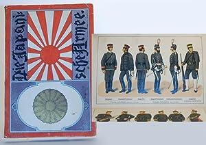 Die japanische Armee in ihrer gegenwärtigen Uniformierung.: Uniforms]