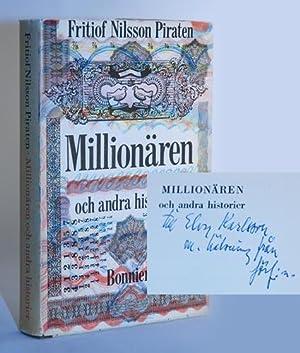 Millionären och andra historier.: Nilsson Piraten, Fritiof