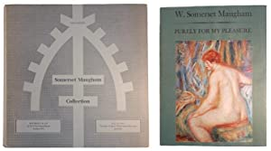 Purely for My Pleasure. [Together with:] Catalogue of the Collection of Impressionist and Modern ...