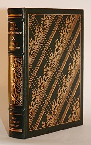 The Age of Innocence. Illustrated by Chris Duke. A Limited Edition.: Wharton, Edith