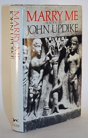 Marry Me. A Romance.: Updike, John