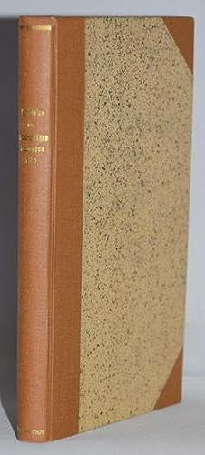 Berättelse om studenttågen till Lund och Köpenhamn sommaren 1845, utgifven af ...