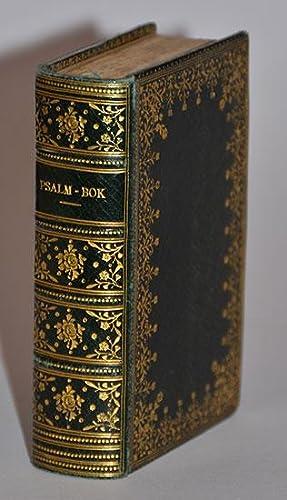 Svenska Psalmboken, af Konungen gillad och stadfäst år 1819.: Psalmbok]