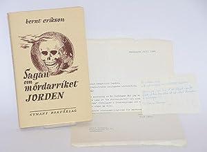 Sagan om mördarriket Jorden. Opus III 1944-1945.: Erikson, Bernt