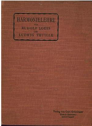 Harmonielehre: Louis, Rudolf und