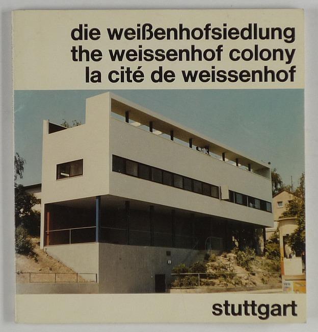 Weissenhof Colony