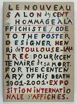 Le nouveau Salon des Cent. Exposition internationale: Plakatkunst / Toulouse-Lautrec.-