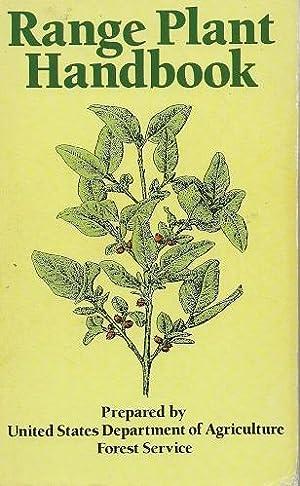 Range Plant Handbook: U.S. Department of